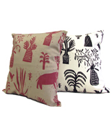 TEXTILE COLLECTION - Fabrics and cushions