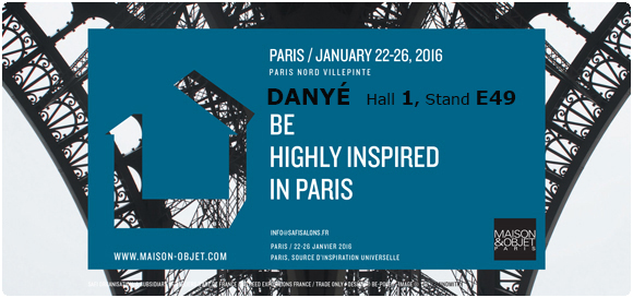 Maison&Objet - 22-26 january 2016