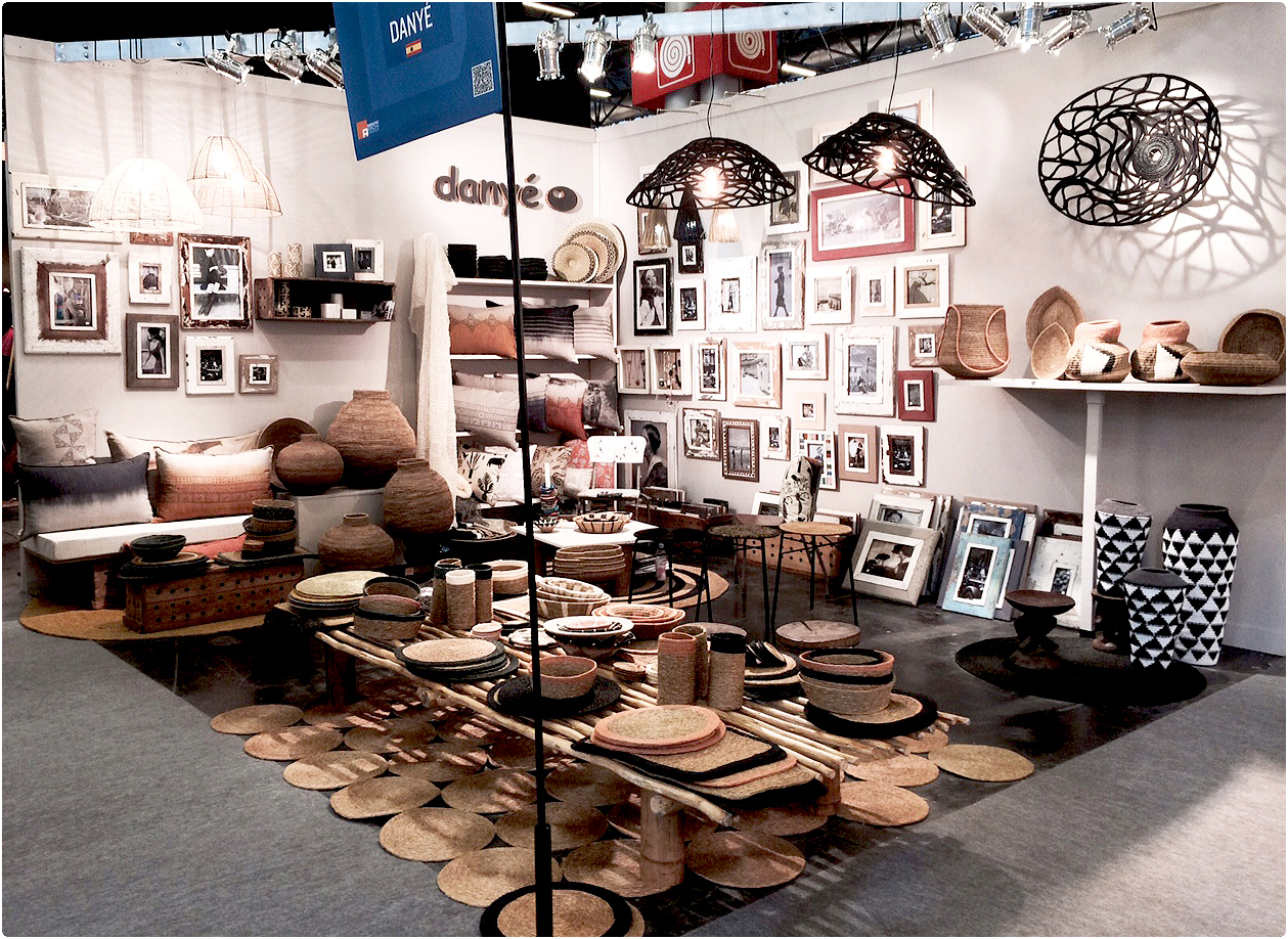 Stand DANYE Hall 1 E49 - Maison&Objet january 16