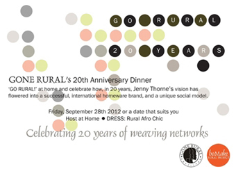 GONE RURAL 20th ANNIVERSARY