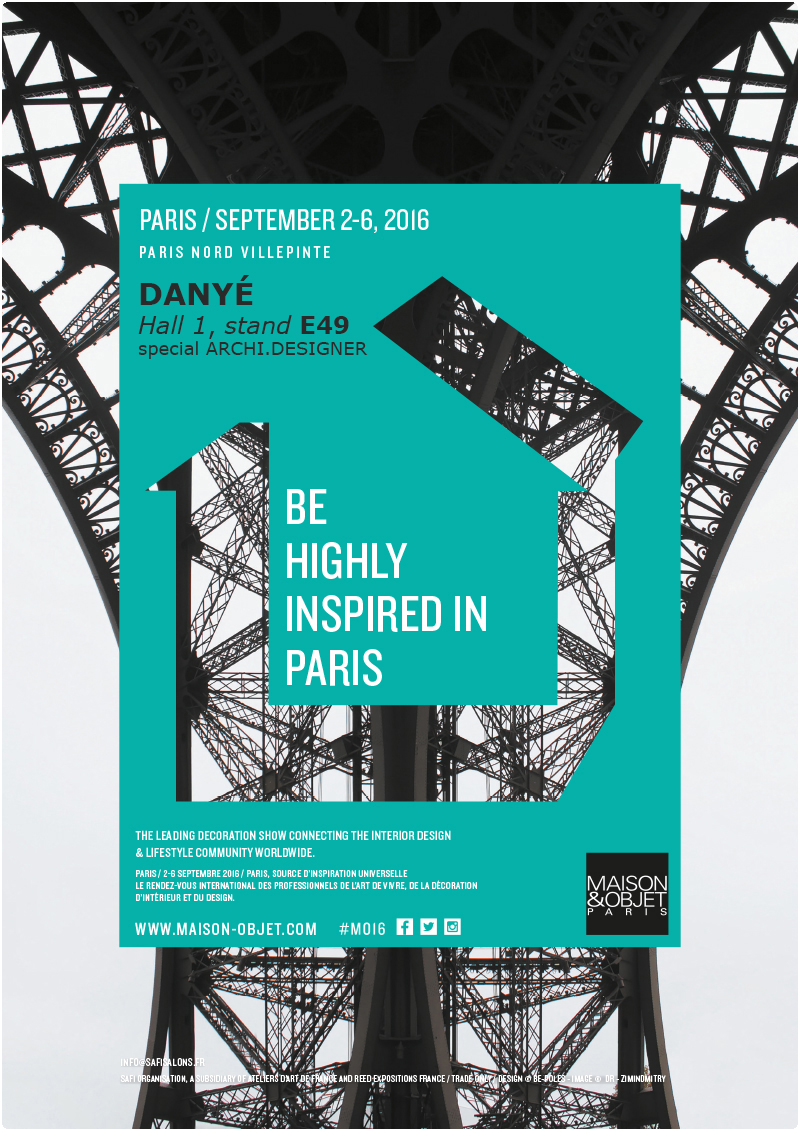 Maison&Objet - 2-6 september 2016