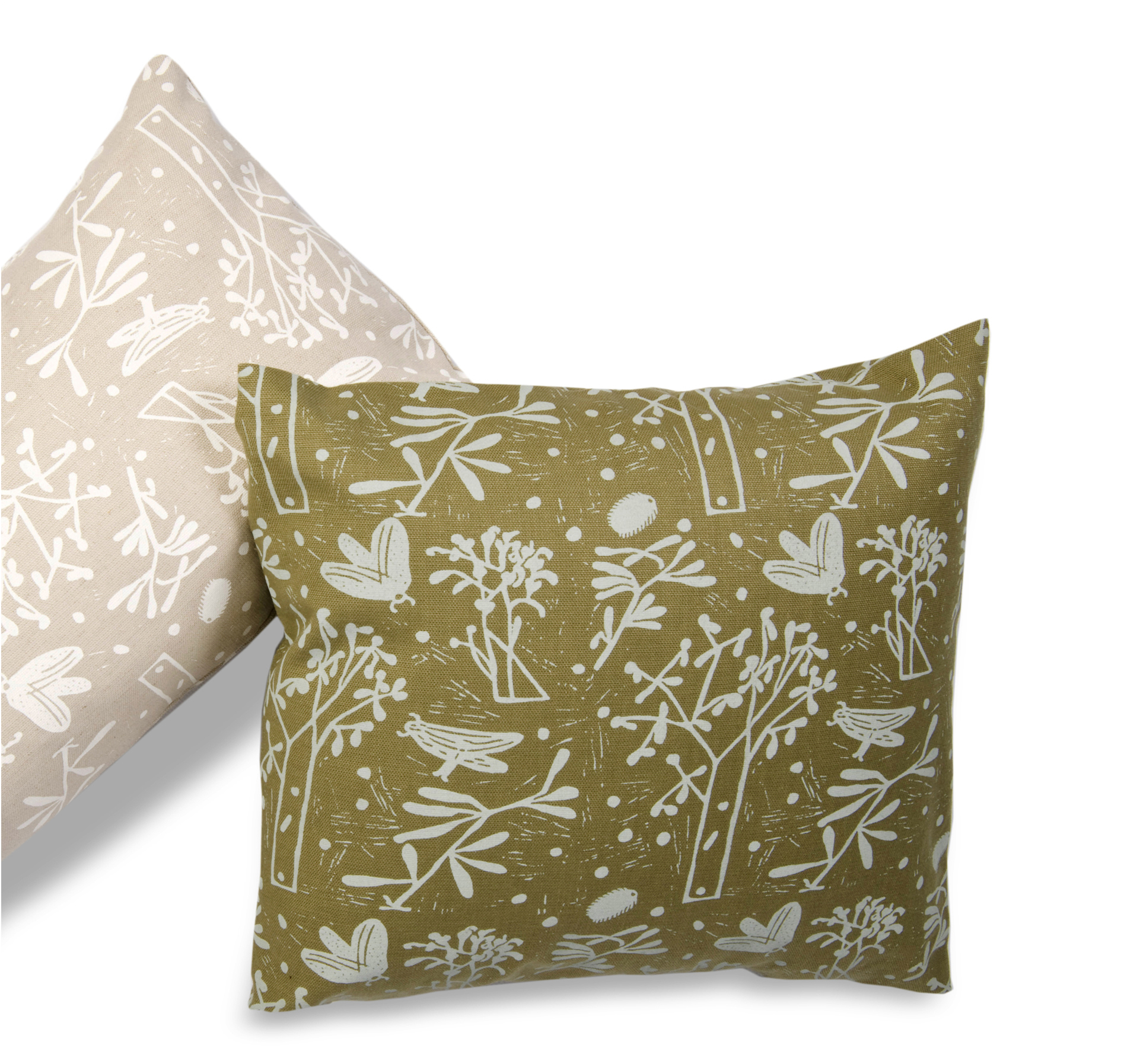 "New cushions from the Textil collection ""San fabrics and cushions"""