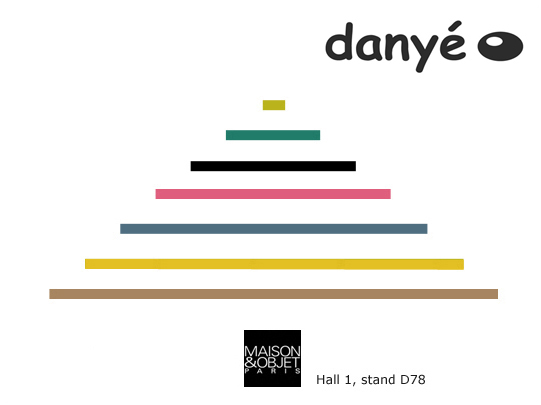 DANYÉ wishes  Happy New Year 2014
