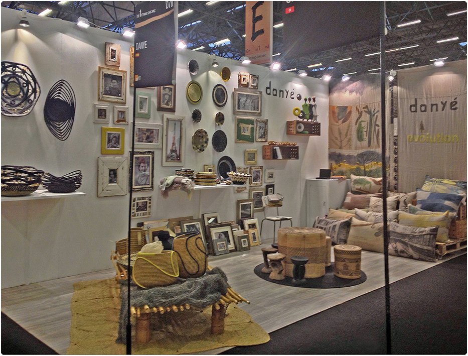DANYÉ comes back from Maison&Objet, the Paris Show