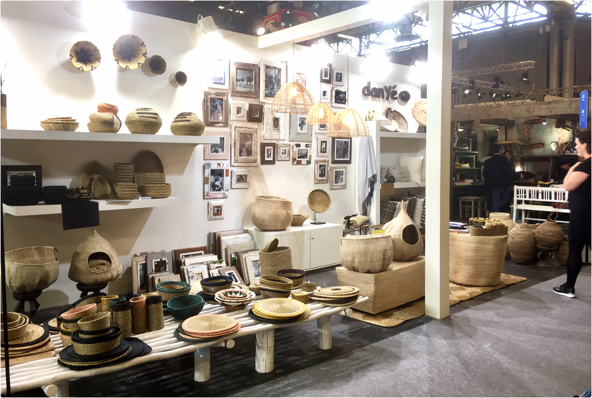 DANYÉ is back from Maison&Objet, Paris.