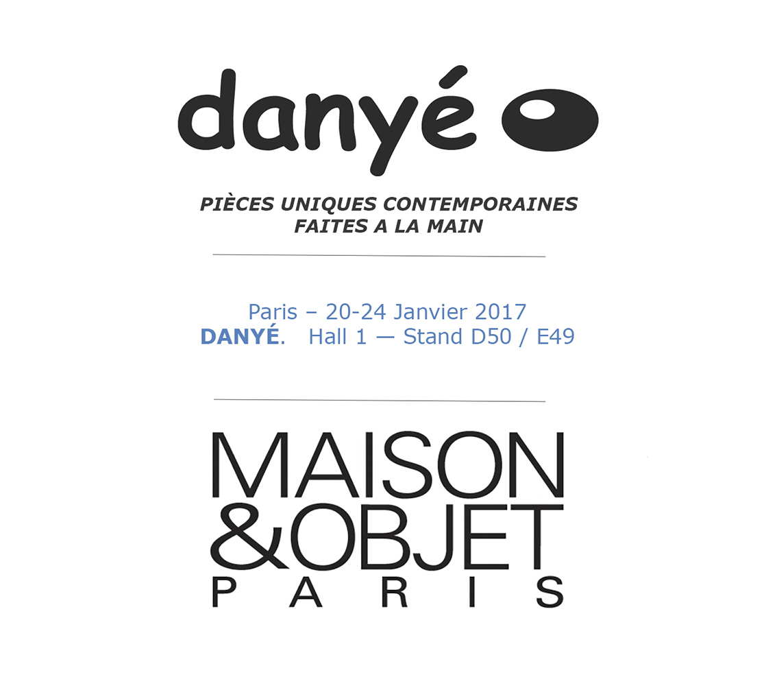 MAISON&OBJET - Paris. 20 - 24 January 17