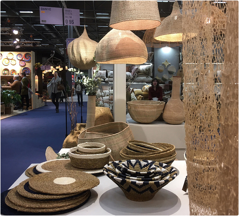 Thank you very much for your visit at our stand at Maison&Objet Paris!